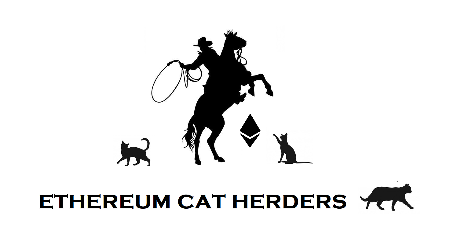 Ethereum Cat Herders Logo